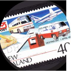 1987-Stamp